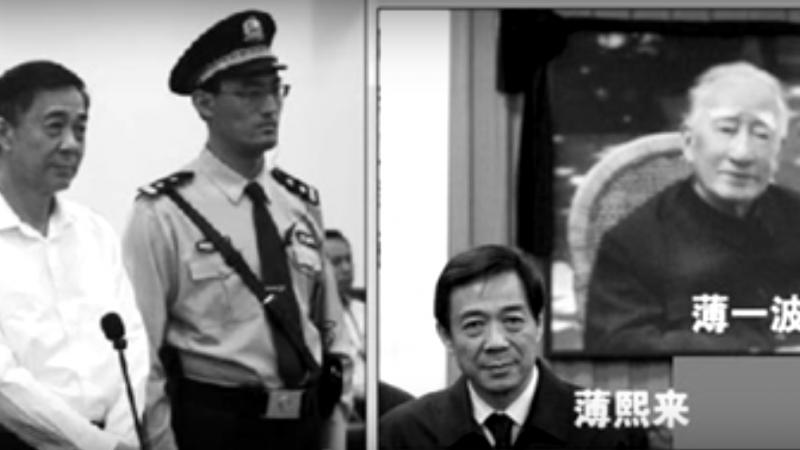 中共不能说的秘密:薄熙来被江泽民看中 却没进入太子党和信
