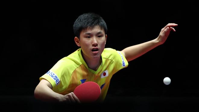 中共「國球」淪陷 日15歲少年乒球總決賽奪冠