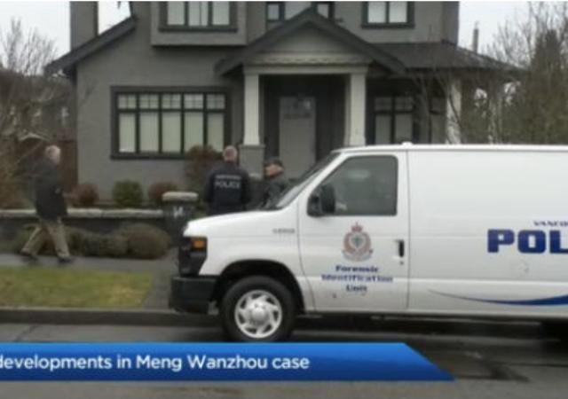 孟晚舟豪宅被入侵惹猜疑 刘晓棕回应两个字