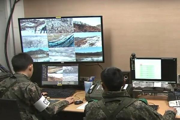 朝鮮士兵再闖軍事分界線 投奔韓國