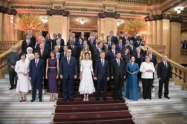 G20公報首次同意改革WTO 白宮稱川普勝利