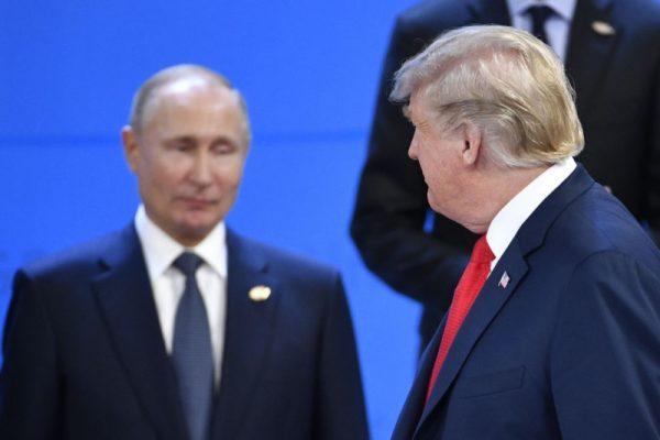 烏克蘭事件 普京G20壓力罩頂  向川普「簡短」解釋