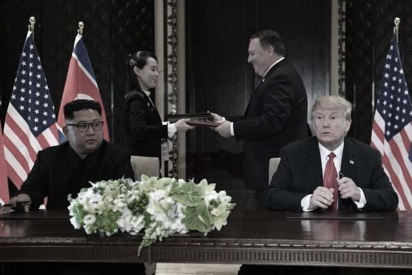 """川习会搞掂""""朝鲜牌""""?川普称第二次川金会即将上演"""