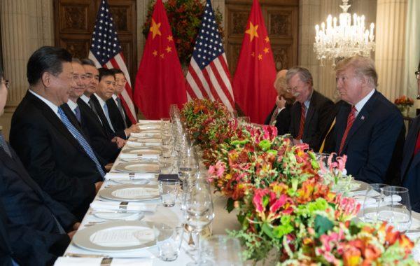 貿戰停火 談判啟動  劉鶴訪美面臨棘手難題