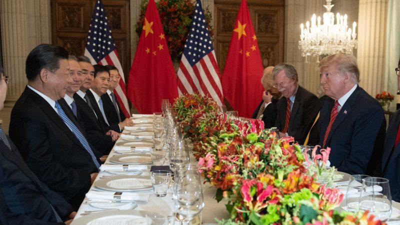 贸战停火 谈判启动  刘鹤访美面临棘手难题