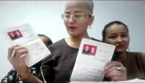 中共新疆再教育營:強迫被押者與海外配偶離婚