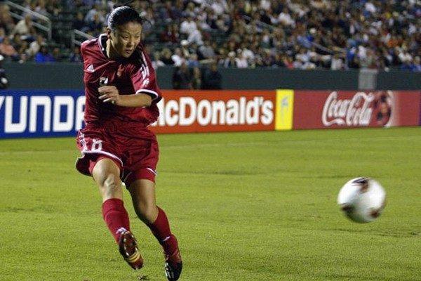 前中国女足名将张欧影肺癌去世 年仅43岁