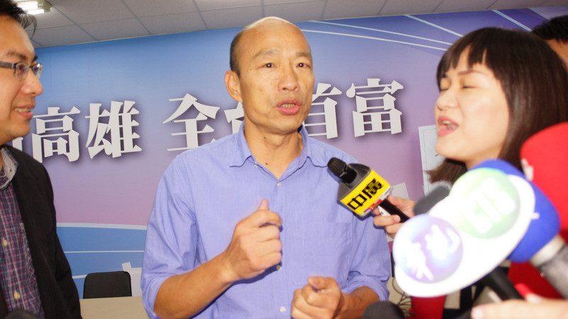 韓國瑜首波小內閣 副市長葉匡時 新聞局長王淺秋