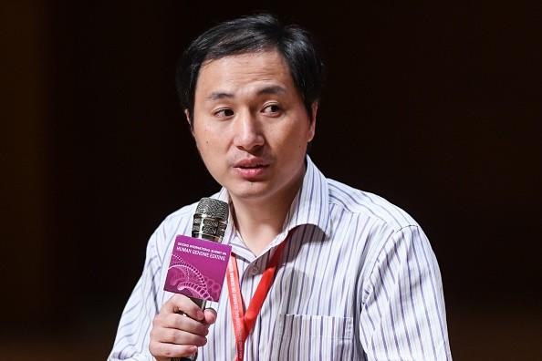 賀建奎基因商業王國大開夫妻店 妻子背景曝光