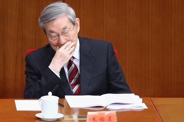 傳朱鎔基批評當局 法媒:北京已被套上緊箍咒