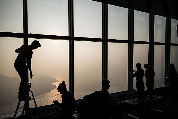 80余中国城市重污染预警 川普批评脏空气飘来美国了