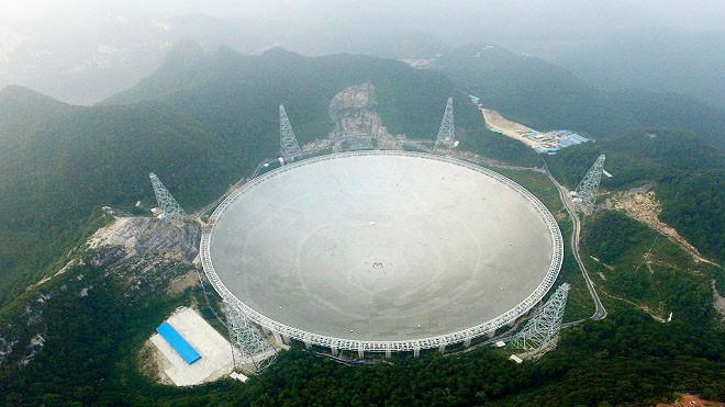 「中國天眼」將搜尋外星人?霍金生前警告太冒險