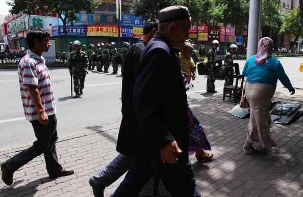 """中共强化控制少数民族 宁夏欲移植""""新疆经验"""""""