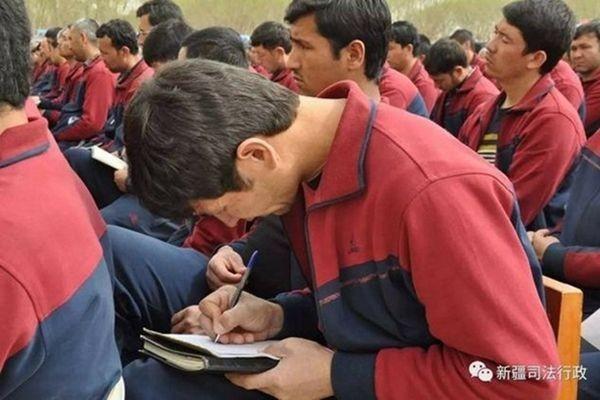 美國務院:新疆集中營拘押百萬人