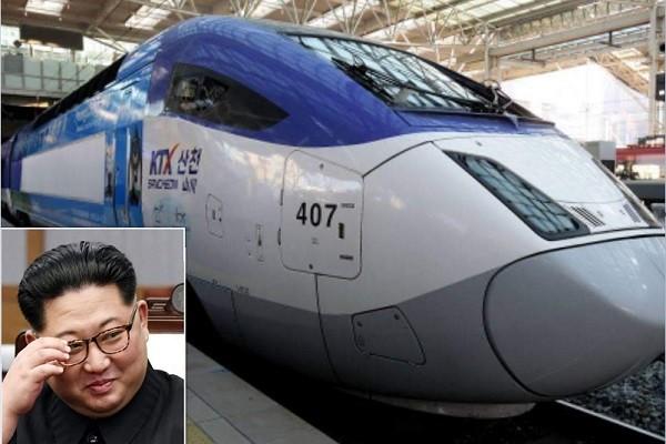 金正恩想坐韩国高铁 青瓦台建议:12月18至20日回访