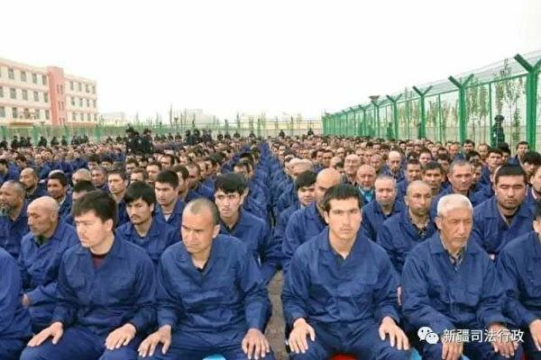 中共關押200萬維族人 美參議員籲貿易談判提人權