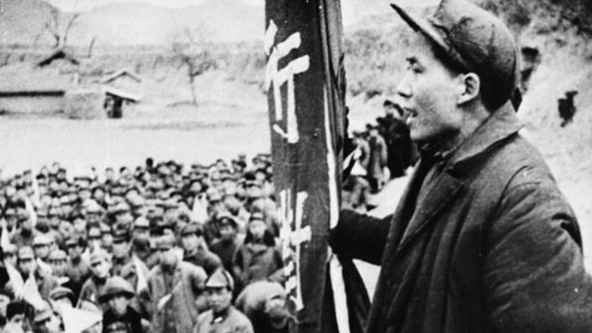 喊出「打倒毛澤東」 10萬中共軍人被殺