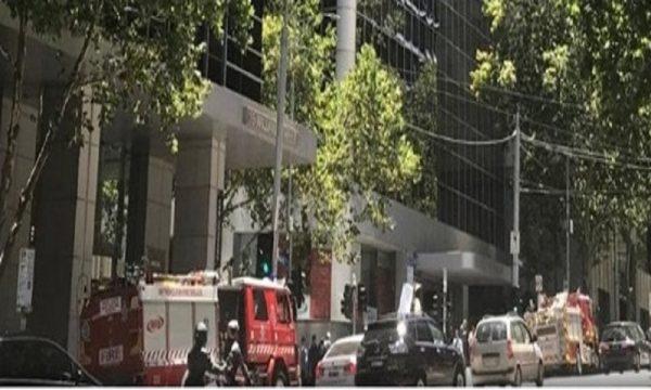 澳洲逾10国领事馆收可疑包裹 现场紧急封锁