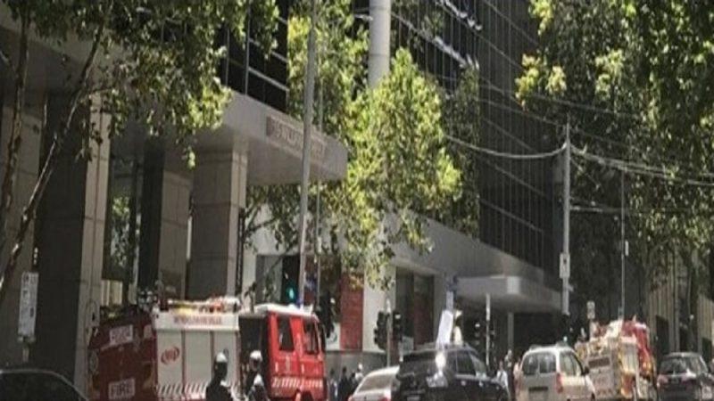澳洲逾10國領事館收可疑包裹 現場緊急封鎖