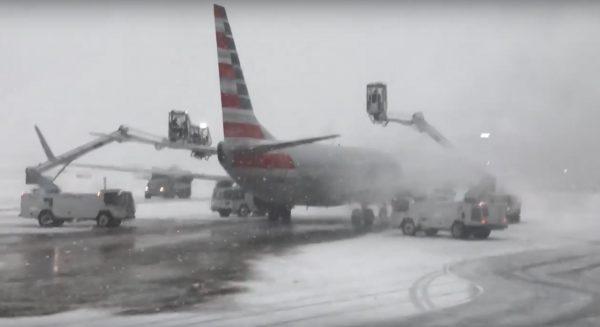 冬季風暴影響2900公里 美中西部降大雪至少5死