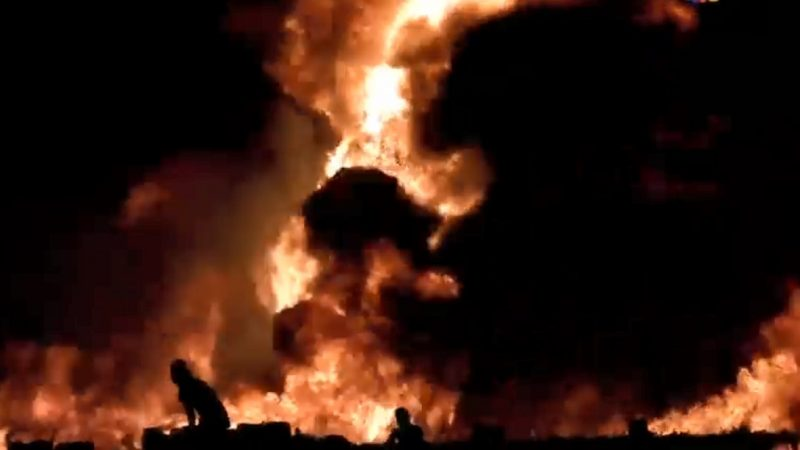 墨西哥油管破裂爆炸 火焰竄天已知20死61傷