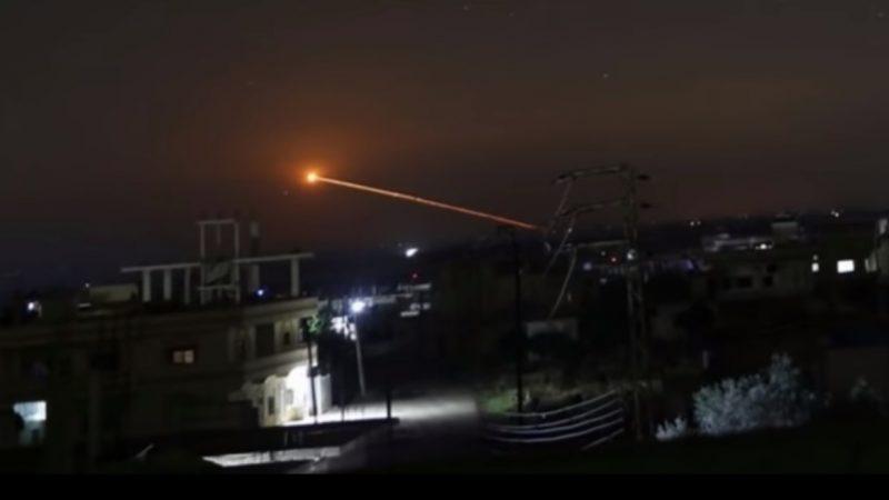 襲擊伊朗目標 以色列警告敘利亞勿反擊