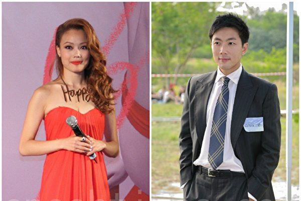容祖儿亲口认单身 与刘浩龙6年情断