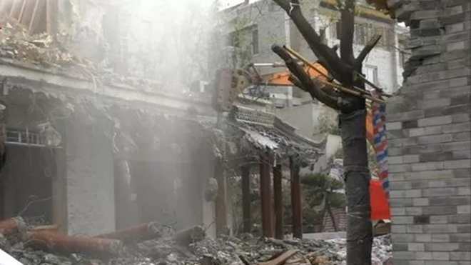 毀「龍脈」內情觸目驚心  陝西高層被揭五大罪狀