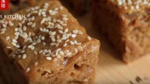 黑糖糕 过年宴客中式糕点(视频)