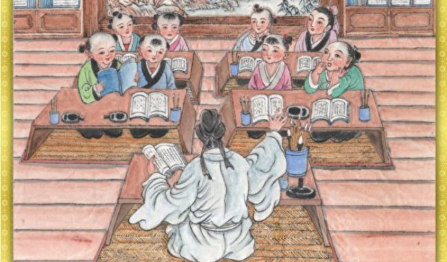 《幼学》故事(1):七政与三才