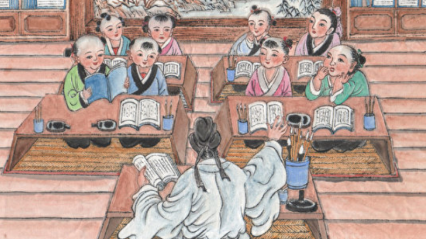 《幼學》故事(5)吳牛喘月
