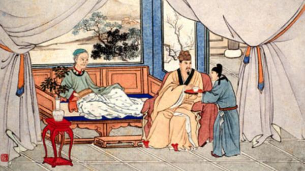 历史上孝顺的皇帝有哪些