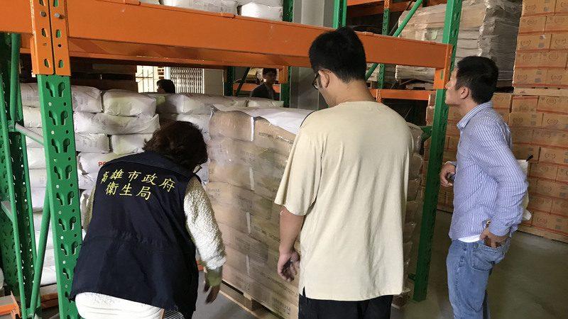 台查獲黑心奶精逾10噸 2.5噸己流入市面