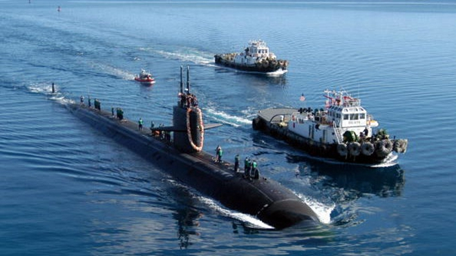 中共核潜艇致命缺陷曝光  美媒:重蹈苏联老路