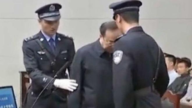 入選年度十大刑事案 孫政才受審異常畫面曝光