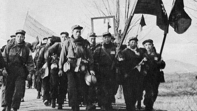歷史上的今天,1月23日:朝鮮戰爭志願軍被遣返戰俘的兩種命運