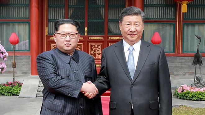 习近平为何6年不见金正恩?北京尴尬回应
