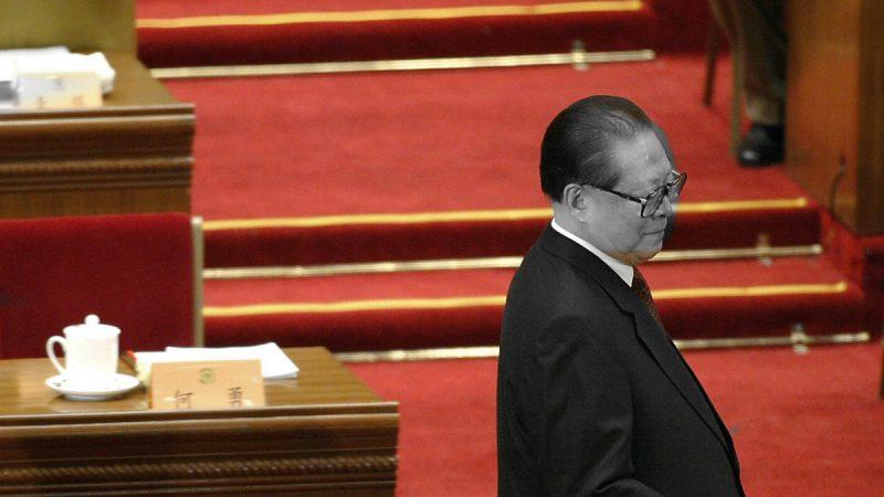 揭密:江澤民下台前秘密談判 擬處決大批軍人和警察