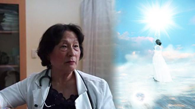 醫學專家心臟停跳死去 醒來說見到白衣仙女飄飛
