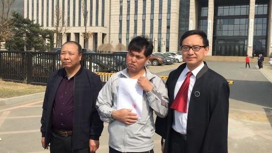 蒙冤28年遭刑訊逼供 劉忠林獲中共賠460萬