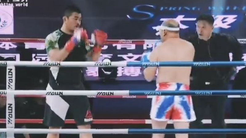 徐曉東KO「大師」後曝內幕  對手曾花500萬讓他輸