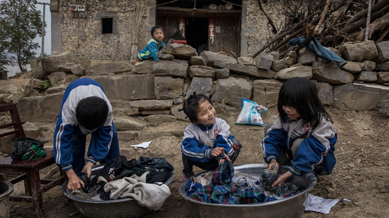 中共定義收入標準 網民:全國瞬間脫貧了!
