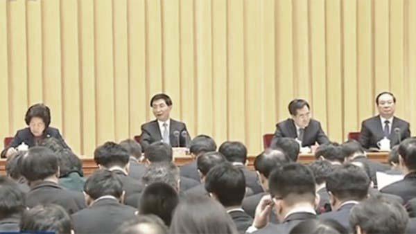 王滬寧權力縮水?丁薛祥破例出席宣傳部長會議