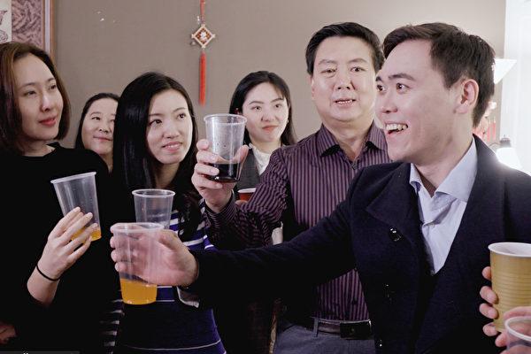 新世纪影视带给世界的清流(4)—短片《聚会》