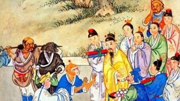 深度揭秘你看不見的玄機 【西遊漫注】(19)神仙說話的背景信息