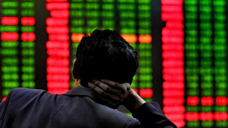 美中谈判开场 中国A股30家爆雷70股跌停