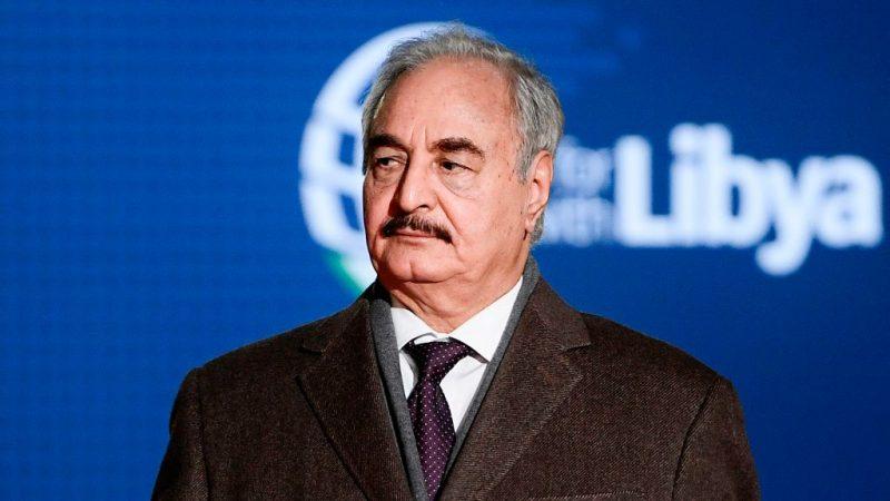 利比亚部队击毙盖达组织指挥官