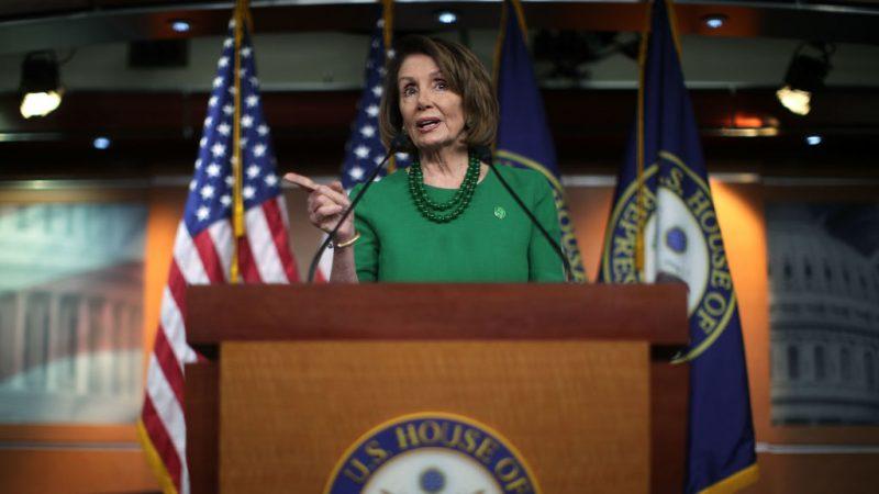 民主黨醞釀眾院表決 不含邊境牆預算