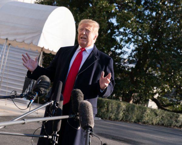 籲國會協商解決牆款 川普:必要時宣布進入「國家緊急狀態」