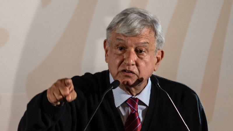 公僕領高薪是貪汙 墨西哥總統自降薪水6成